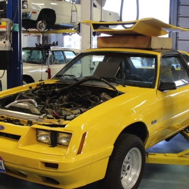 Video: 1985 Ford Mustang Foxbody Restoration