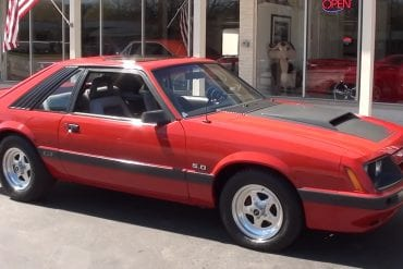 Video: 1985 Ford Mustang GT 5.0 Overview