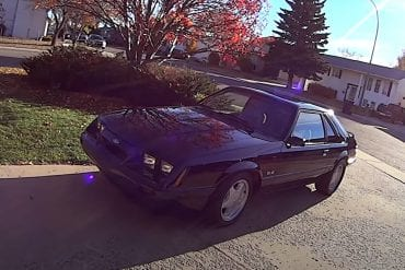 Video: 1985 Ford Mustang 1985 Fox Body Walkaround + Startup