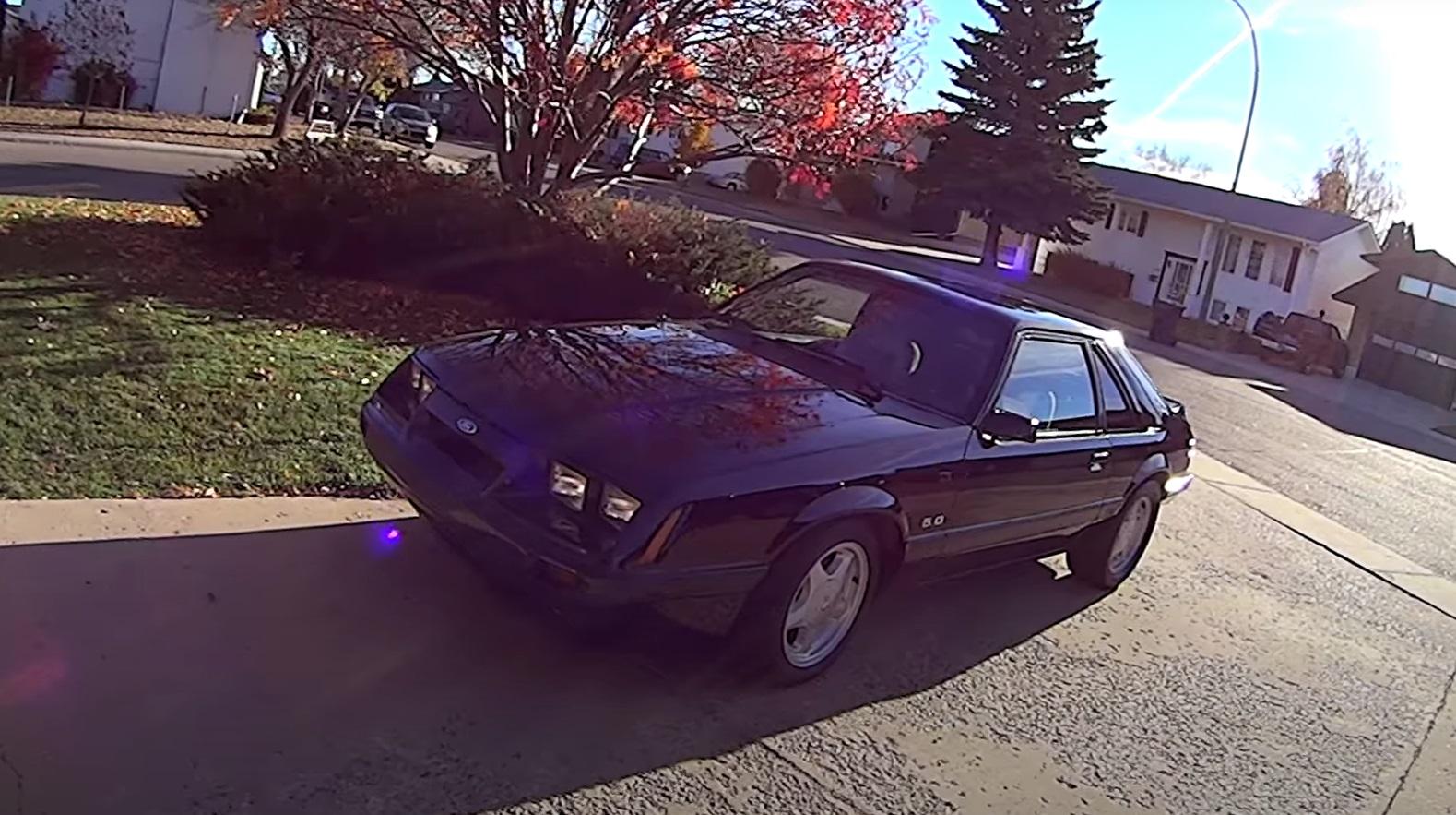 Video: 1985 Ford Mustang 1985 Fox Body Walkaround + Startup