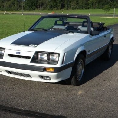 Video: 1985 Ford Mustang GT Convertible Walkaround
