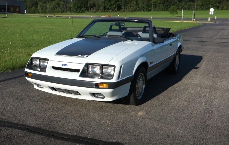 Video: 1985 Ford Mustang GT Convertible Walkaround