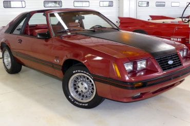 Video: 1984 Ford Mustang GT Quick Tour