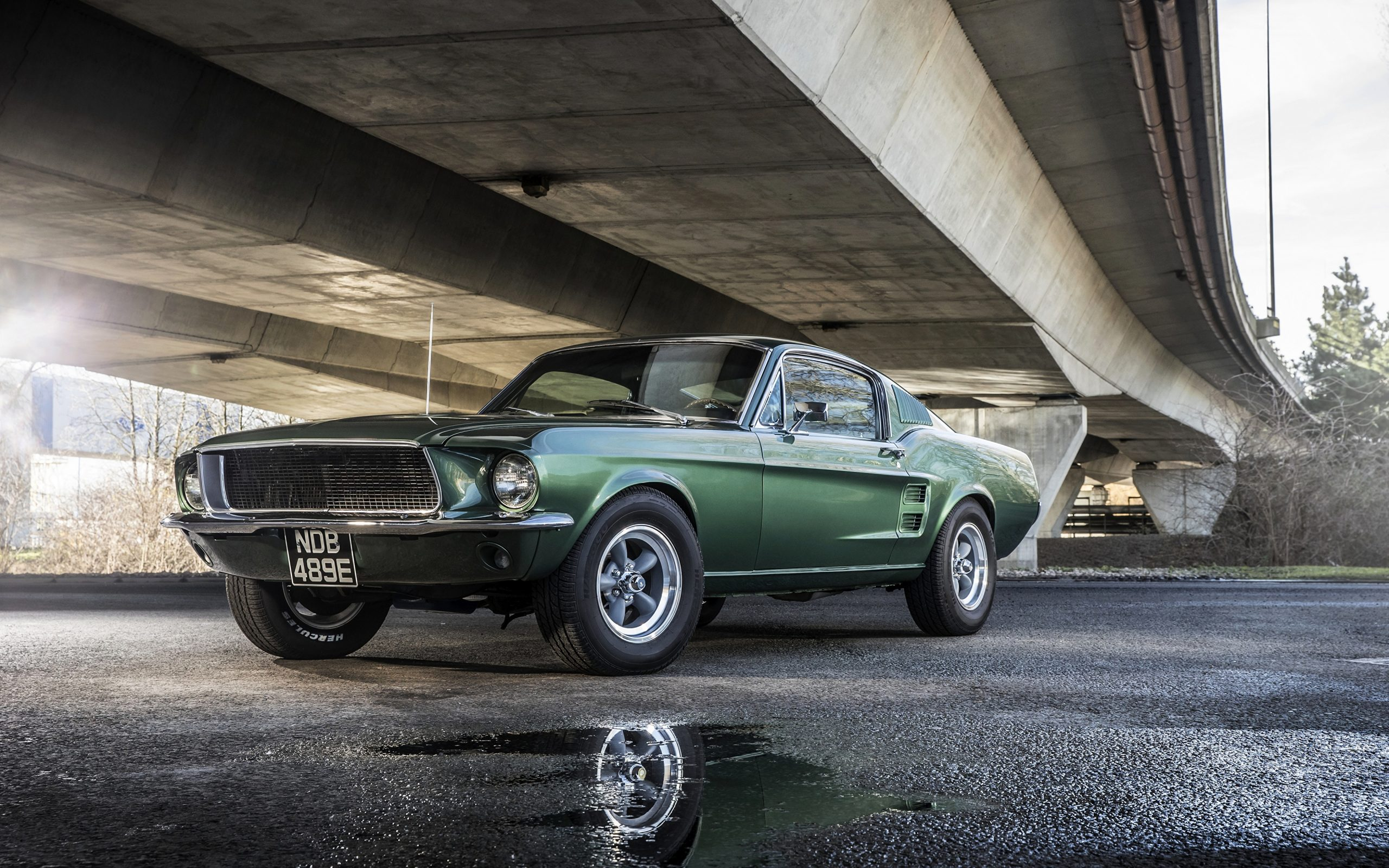 1968 Ford Mustang Wallpapers Mustangspecs Com