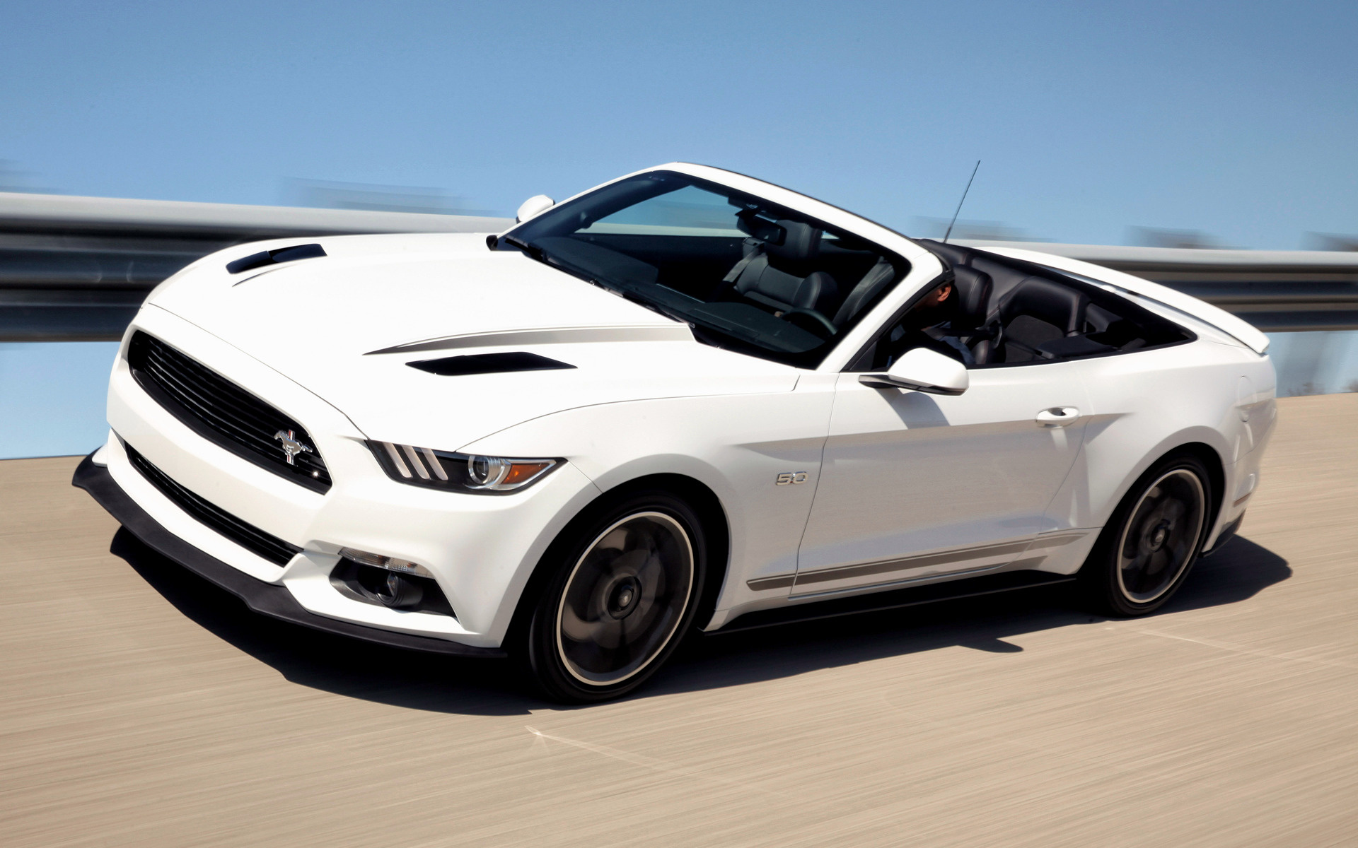 2014 Ford Mustang GT California Special Wallpapers ...