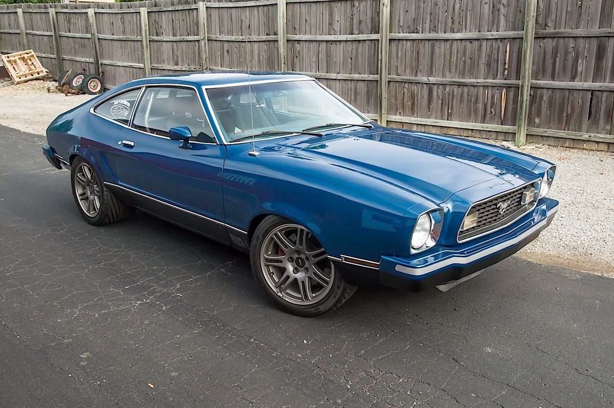1974 Ford Mustang Mach 1 Wallpapers | MustangSpecs.com