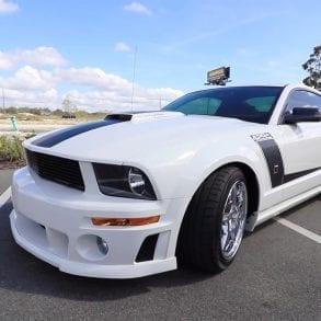 2009 Roush Mustang