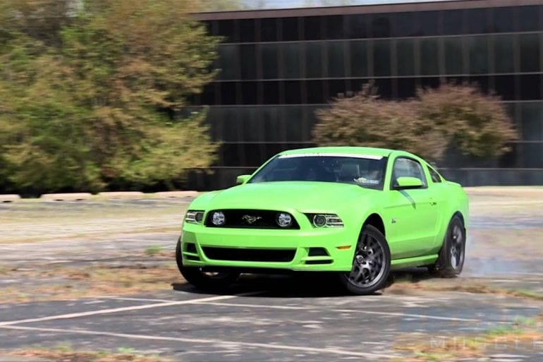 Video: 2013 Ford Mustang GT Test Drive + Specs