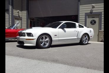 Video: 2007 Ford Mustang Shelby GT Engine Sound