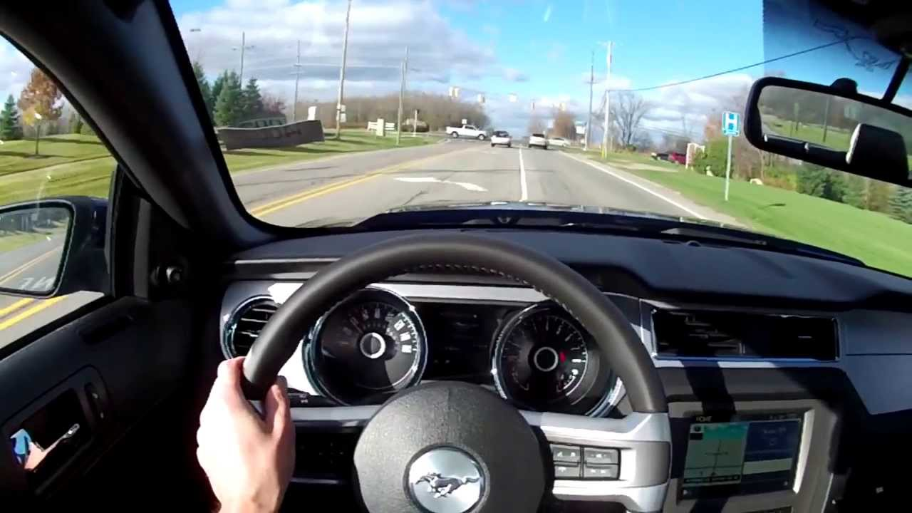 Video: 2014 Ford Mustang GT Track Pack - WR TV POV Test Drive