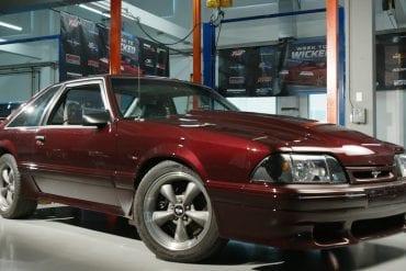 Video: Modding A 1990 Ford Mustang Fox Body