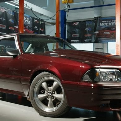 Video: Modding A 1990 Ford Mustang Fox Body