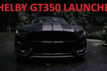 Video: 2018 Ford Mustang Shelby GT350 0-60 Launches