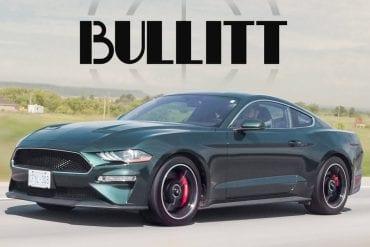 Video: 2019 Ford Mustang Bullitt - Is Steve McQueen Still Relevant?