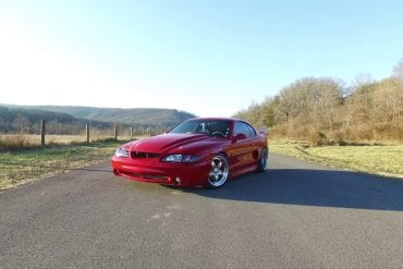 Video: Quick Look At A Very Sleek 1995 Ford Mustang SVT Cobra!