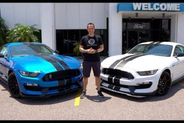 Video: Is The 2019 Ford Mustnag Shelby GT350R Worth Over The GT350?