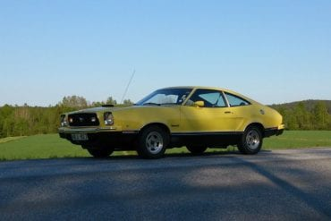 Video: 1975 Ford Mustang II Mach 1 Quick Walkaround