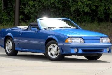 Video: 1990 Ford Mustang ASC McLaren Overview