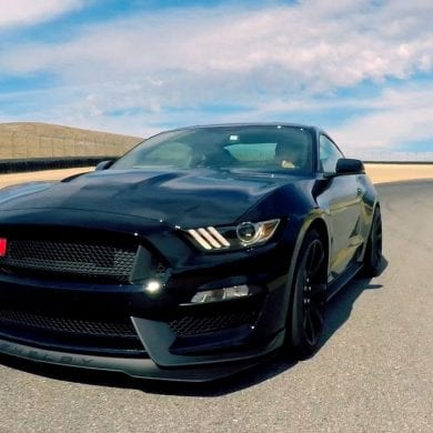 Video: 2016 Ford Shelby Mustang GT350 - First Look