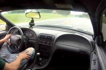 Video: First Drive On A 2002 Ford Mustang GT