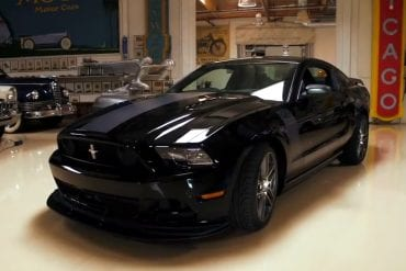 Video: 2013 Mustang Boss 302 - Jay Leno's Garage