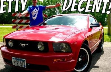 Video: 2007 Ford Mustang GT Review