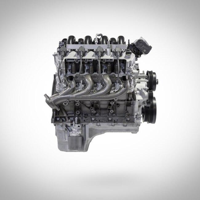 Ford's new 7.3L gas pushrod engine