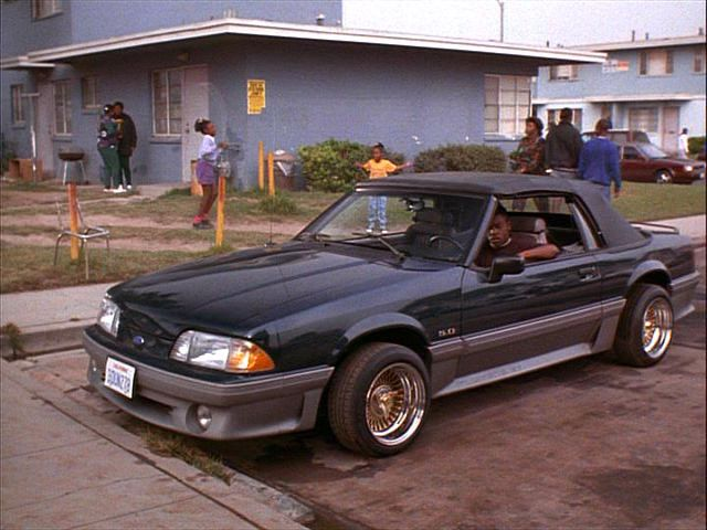 "Mustang GT Convertible from the movie ""Menace II Society"""