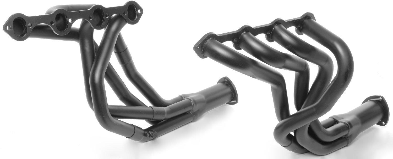A pair of long tube headers