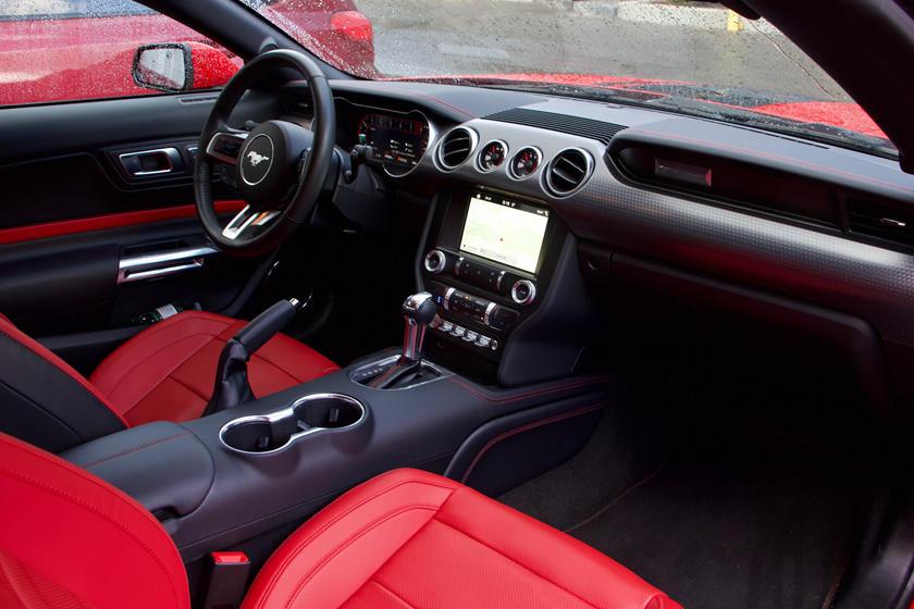2021 Mustang Gt Convertible Black